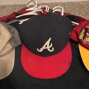 Vintage braves hat